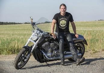 Turné na motorce