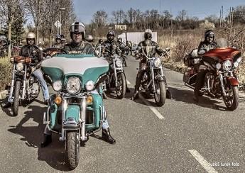 Zahájení motorkářské sezóny