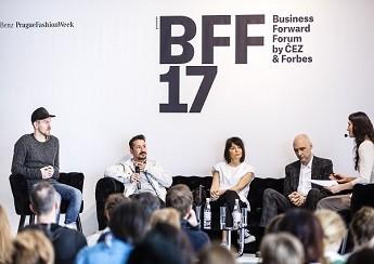 Konference o módním byznysu