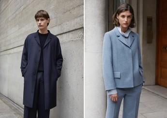 COS představuje kabáty a bundy