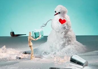Vánoční výlohy Tiffany