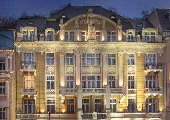 Luxusní péče v luxusním hotelu