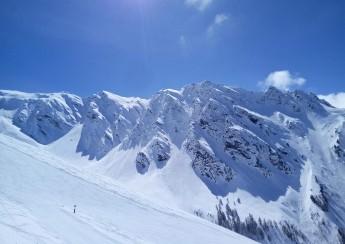 Jarní lyžování v La Normě