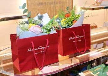Ferragamo oslavuje otevření pražského butiku