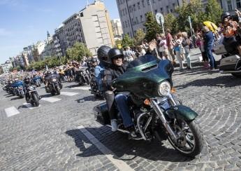 Česko opanovaly motocykly