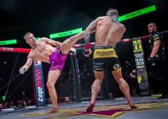 To nejlepší MMA scény