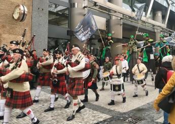 Na svatého Patrika plno hudby, kultury i irské gastronomie