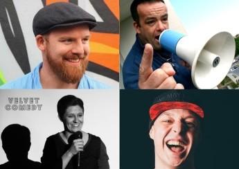 Na sv. Patrika dorazí do Prahy přední stand-up komici z Irska