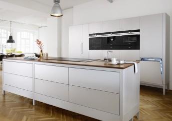 Kuchyně, která je skutečným srdcem domova