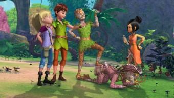 Seriál Peter Pan, stanice Minimax