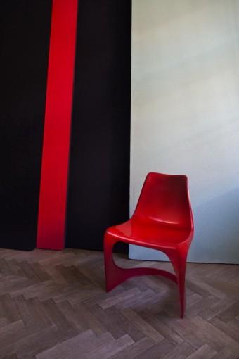Dánská židle Cado 290 pro interiér i terasu