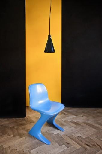 Židle Z-Chair od německého designéra Ernstema Moecklema