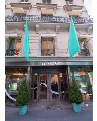 Tiffany & Co. otevřelo obrovský vlajkový obchod
