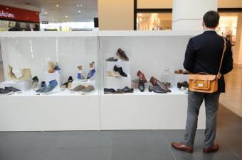 Exkluzivní výstava Shoemánie