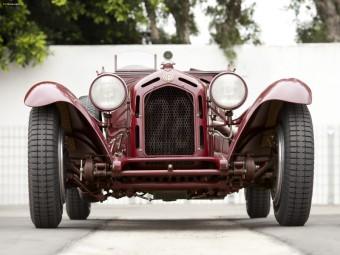 Legendy - Alfa Romeo 8C