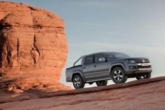 Nový Volkswagen Amarok Ultimate