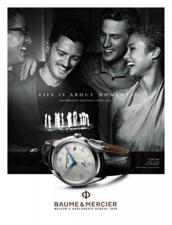 Autorem fotografií k nové reklamní kampani