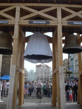 Návrat kostelních zvonů v Plzni