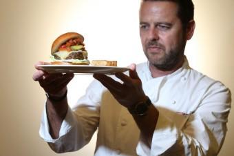 Hamburger společnosti British Airways
