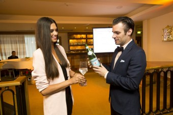 S.Pellegrino & Acqua Panna Top restaurace