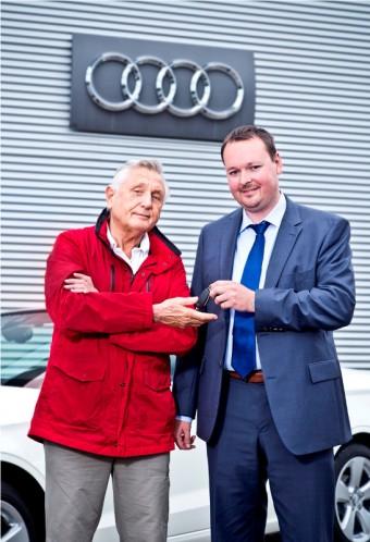 Jiří Menzel a jeho Cabriolet