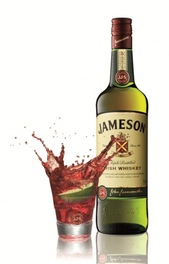 Jameson - Cranberry