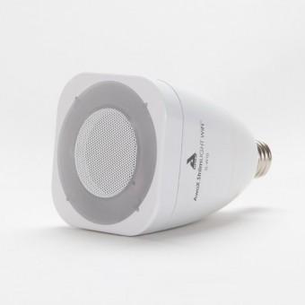Hrající žárovka Awox Striim Light