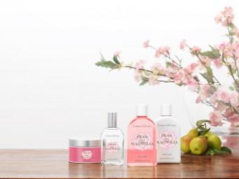 Pear & pink Magnolia EDT 30 ml, cena 690 Kč