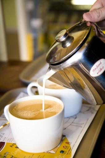 Nenechte se zaskočit v kavárně