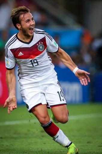 Mario Götze, německý Messi, bavorský fotbalový sen_zdroj:Shutterstock