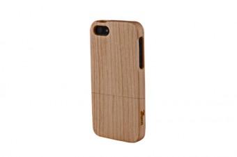 Originální dřevěné kryty pro iPhone a iPad