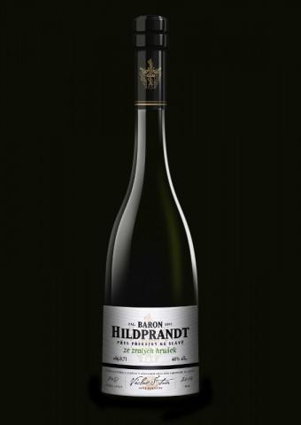 Premier Wines & Spirits uvedla na trh jedinečný český alkoholický nápoj Baron Hildprandt