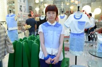 Diesel ve spolupráci s módní návrhářkou Xiao Li