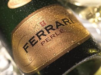 Ferrari Perlé získalo světové ocenění World Champion Sparkling Wine Outside of Champagne