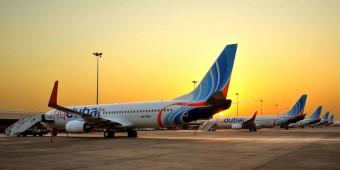 Aerolinky začnou letos v prosinci přepravovat cestující do Bratislavy, Prahy a Sofie – autor: flydubai