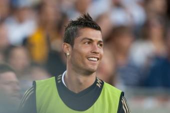 Cristiano Ronaldo – z uplakánka světovým fotbalistou, zdroj: Shutterstock