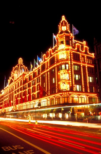 Navštivte okouzlující vánoční Londýn s British Airways