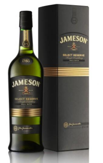 Odměňujte se… s Jameson Select Reserve!