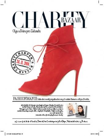 Bazaar Charity - TRADIČNÍ A NEJVĚTŠÍ BAZAR ZNAČKOVÉHO OBLEČENÍ