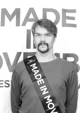 Chlapi s kníry zahájili letošní Movember - Dan Bárta
