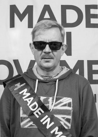 Chlapi s kníry zahájili letošní Movember - Petr Čtvrtníček