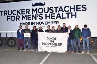 Chlapi s kníry zahájili letošní Movember