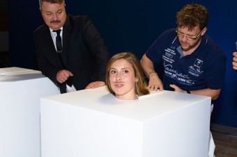 Za ženskou podporu přišla Eva Samková - olympijská vítězka ve snowboardcrossu