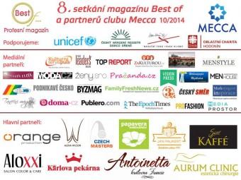8. profesní setkání magazínu Best of 10/2014