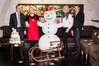 Kouzelná vánoční atmosféra je zpět ve Starbucks