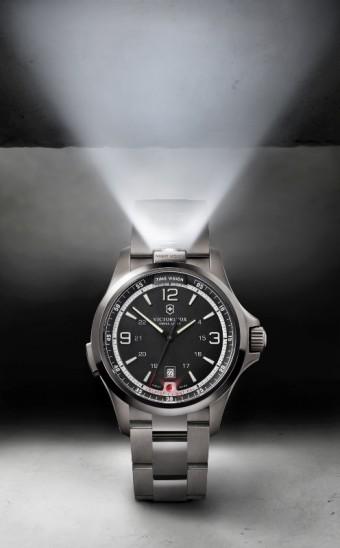 Multifunkční světelné hodinky Night Vision