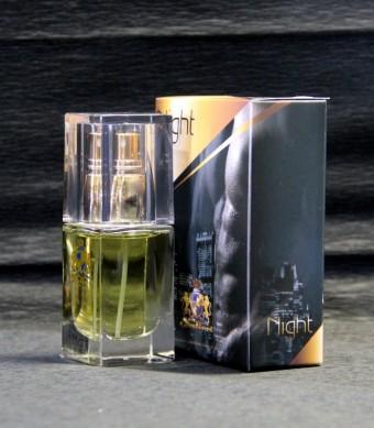 Saliery: pánský parfém Night