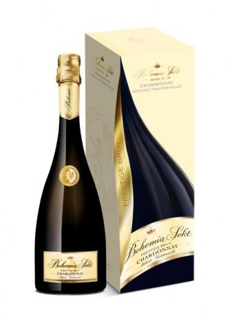 Bohemia Sekt Prestige brut Chardonnay