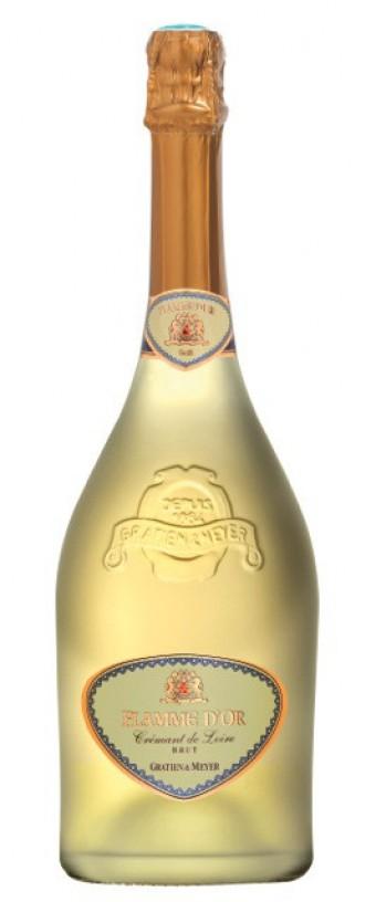 Gratien & Meyer Flamme d'Or Crémant de Loire Brut