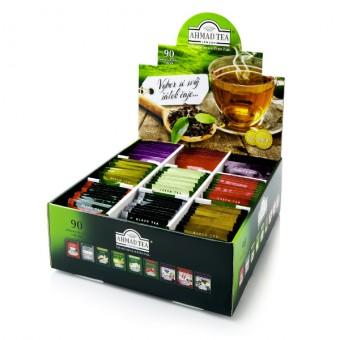 Ahmad - 9 čajových pokladů